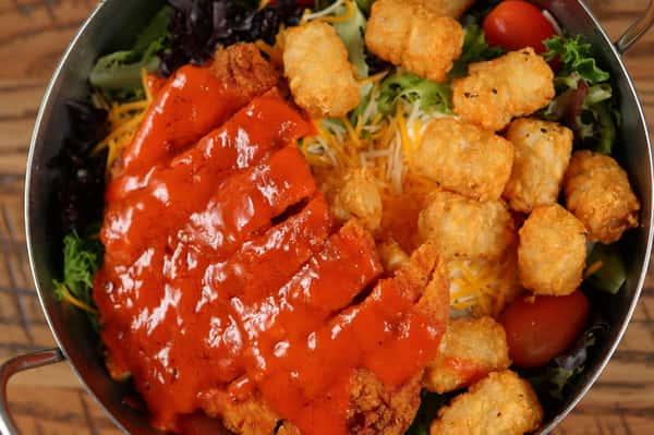 Buffalo chicken salad (5)
