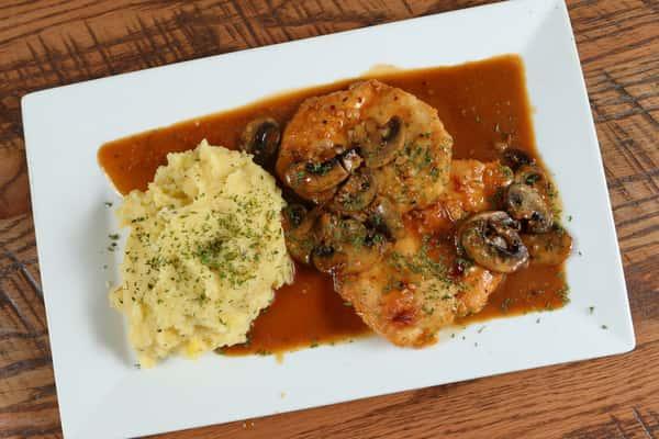 Chicken Marsala (5)