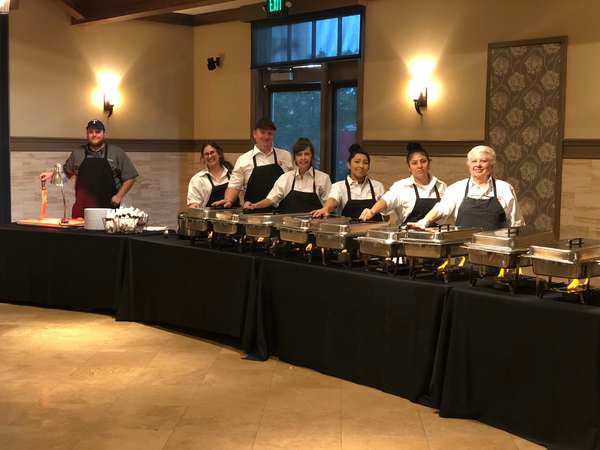 Ducks Unlimited Catering