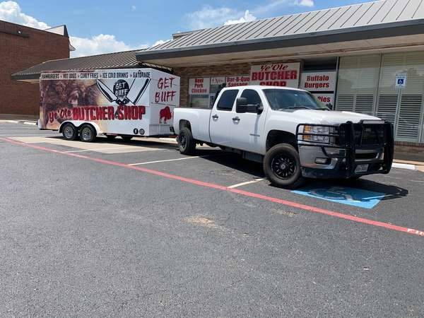 butcher shop food truck