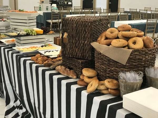 Breads and catering