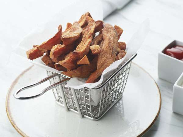 Sweet Potato Wedges Catering
