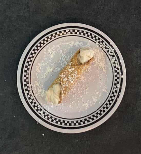 Cannoli Pastry