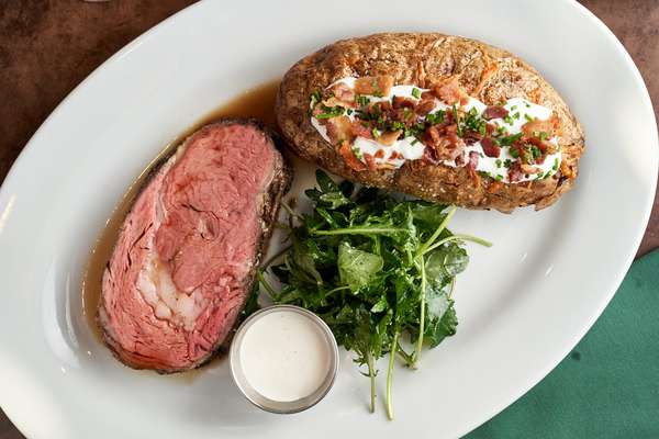 PRIME RIB (WEEKENDS ONLY)