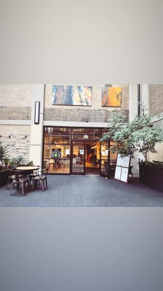 500 Seneca Atrium