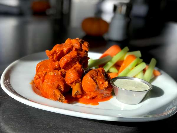 *Hot Wing Drumettes w/ Baby Carrots, Celery & Ranch