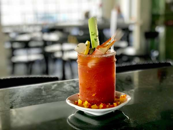 Smoked Chipotle Bloody Mary