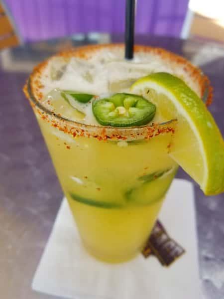 Hot & Horni Margarita