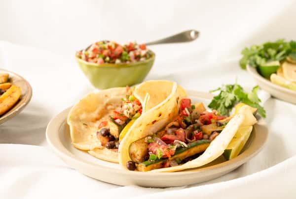blackbean taco