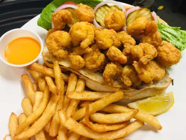Shrimp Po-Boy