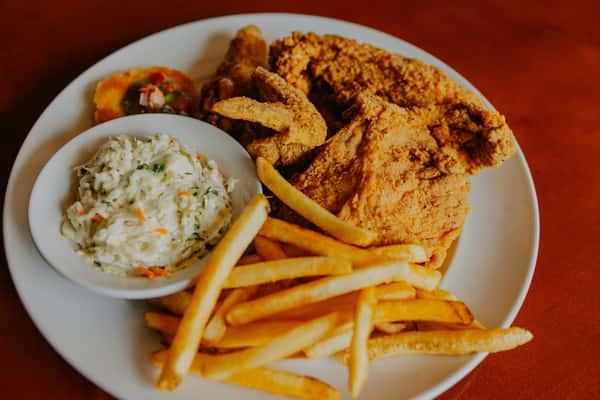 Scott County Fried Chicken (4 PCS)