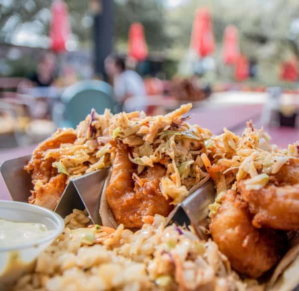 Shrimp Tacos*