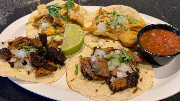 Smoked Meat Street Tacos