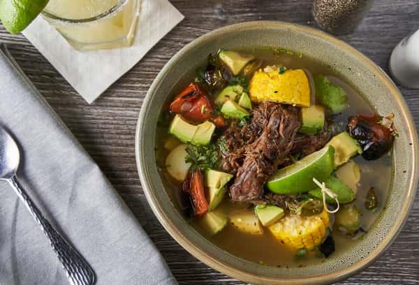 Estofado - Spicy Stew