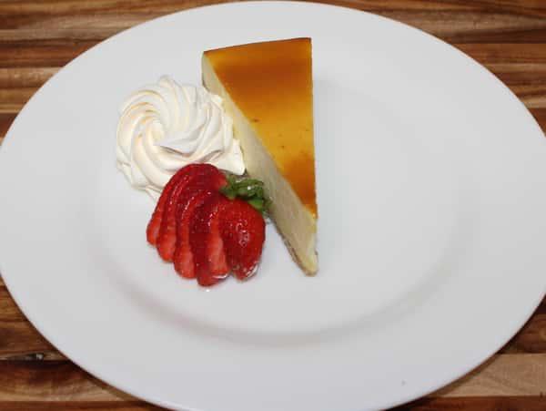 Crème Brulée Cheesecake