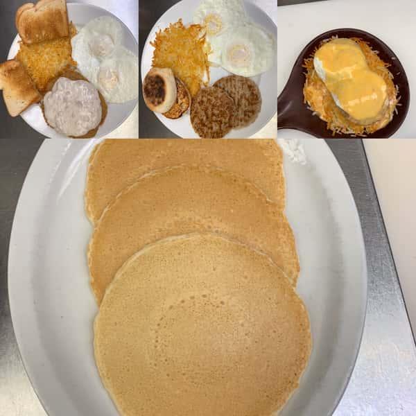 Merlin's Family Restaurant Breakfast