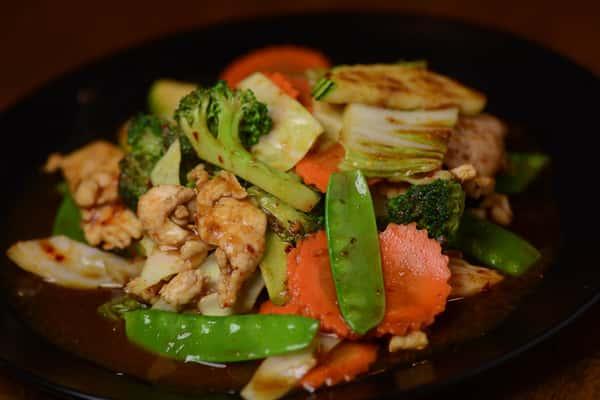 Thai Rice & Broccoli
