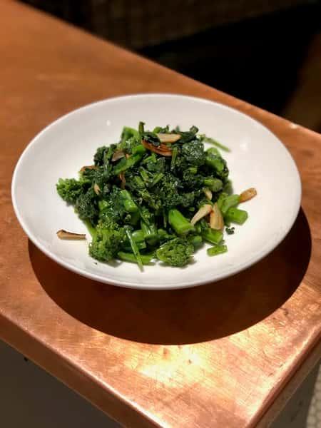 Broccoli Rabe. GF