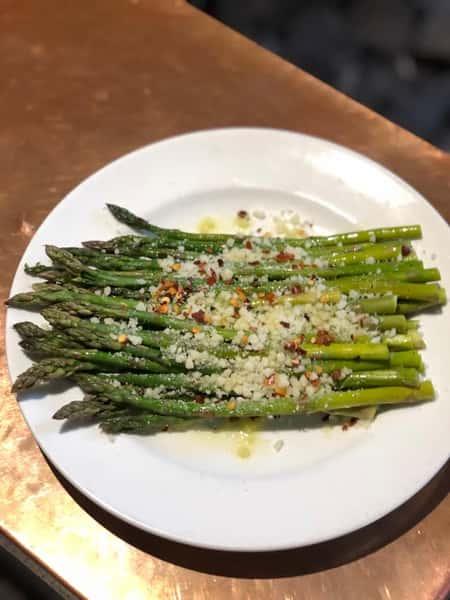 Grilled Asparagu