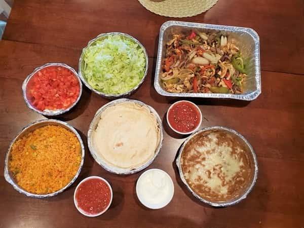 Family Fajita Meal Kit