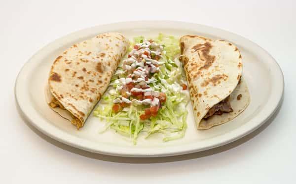 Lunch Quesadillas