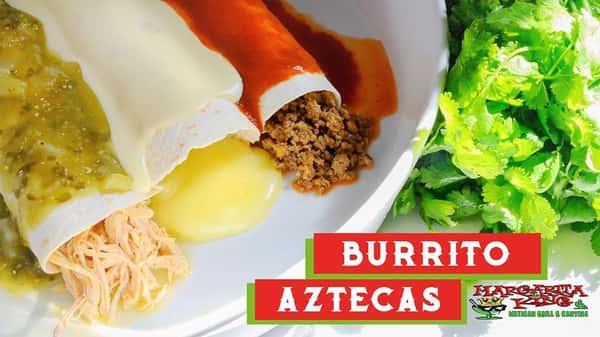 Burrito Azteca