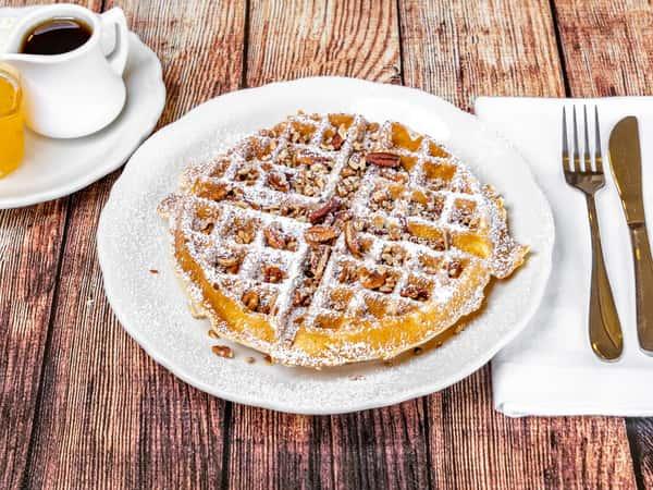 PancakeHouse_PecanWaffle