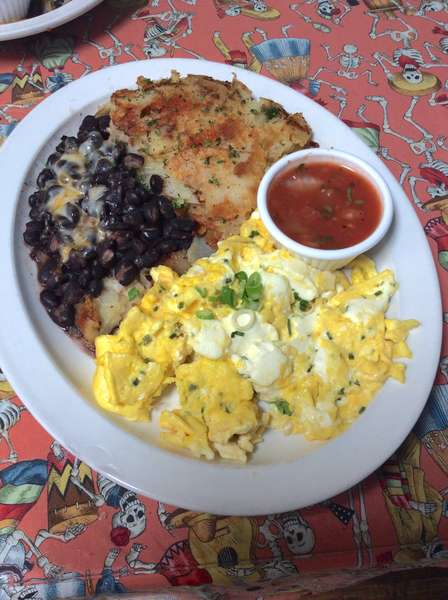 Philly Eggs