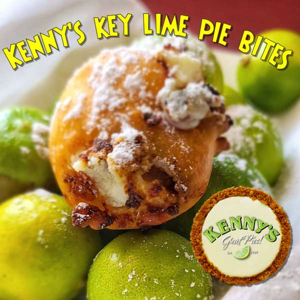 Key Lime Bites