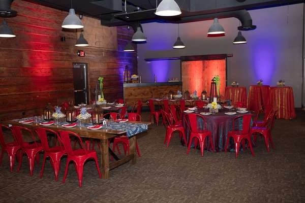 catering area