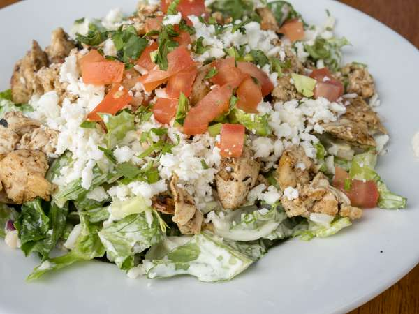 Ghett Yo's Favorite Salad