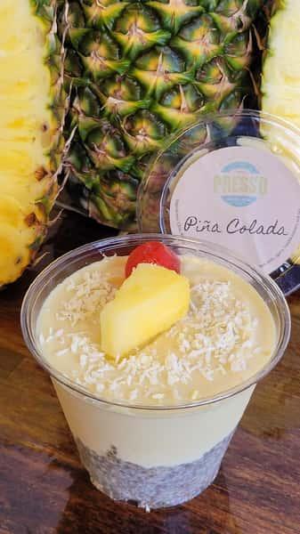 Pina Colada Chia Pudding