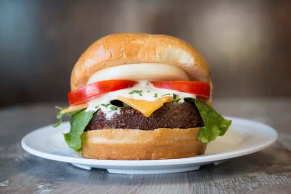 Cruzer Burger Combo