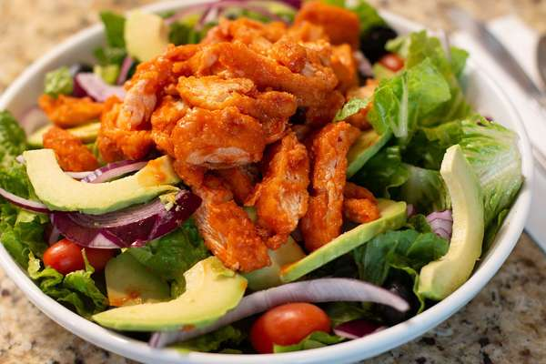 buffelo chicken salad