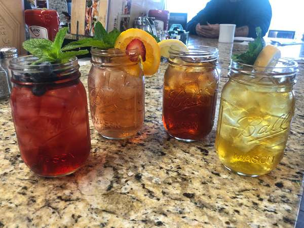 Our Delicious Unsweetened Flavored Teas