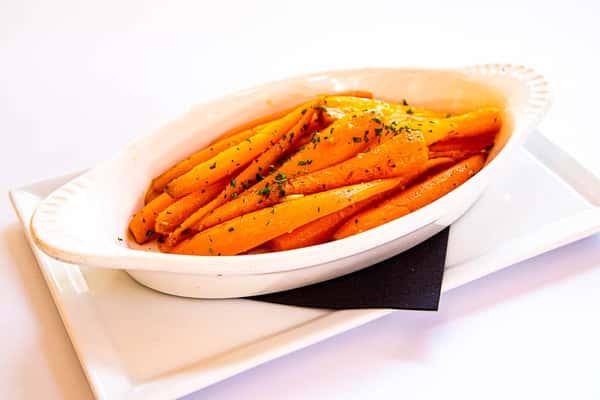 Sautéed Carrots