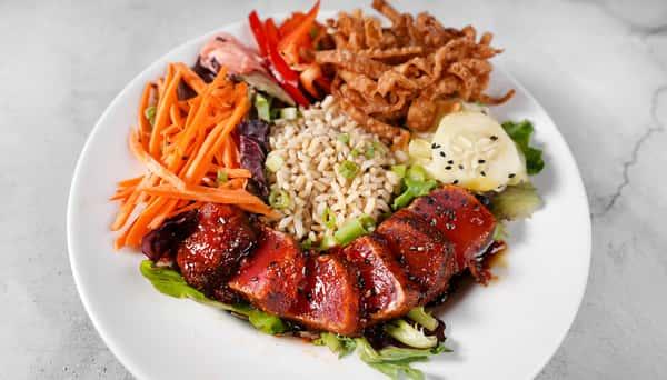 Blackened Ahi Tuna Salad*