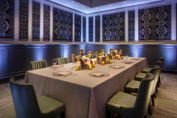 Private Room Dinner