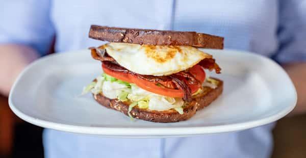 BLTEA Sandwich