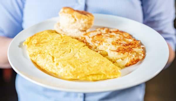 3-Egg Omelette
