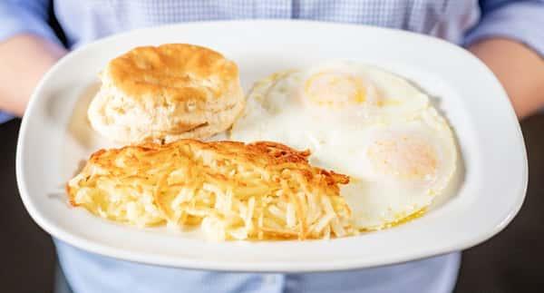2-Egg Breakfast