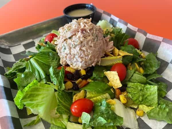 Smoked Chicken Salad Salad