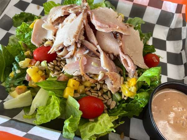 Smoked Gobbler Salad