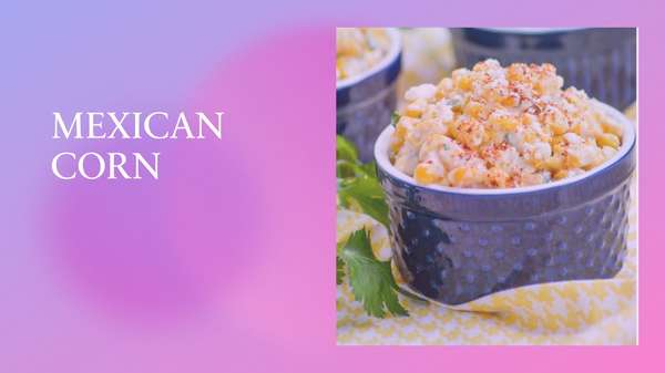 Mexican Corn (V) (GF)