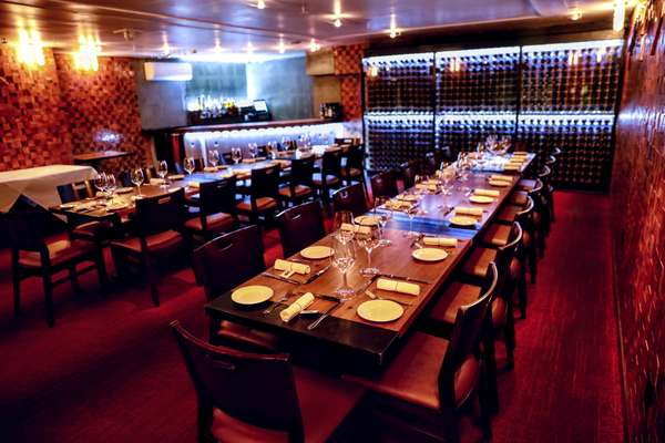 Private Dining Room - PDR - Little Alley Steak Buckhead