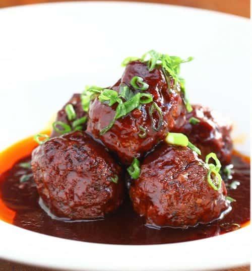 LAS Beef Meatballs
