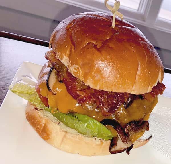 Riley's Burger