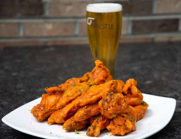 10 Traditional Wings