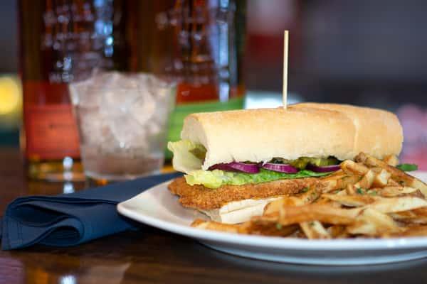 pork tenderloin sandwich
