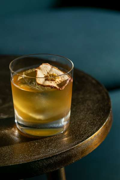 The Mister Old Fashioned (Our Signature Cocktail)